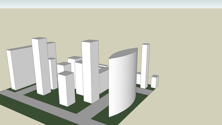 Jag model city