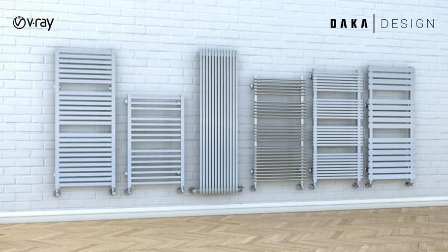 Selection of Radiator Heaters