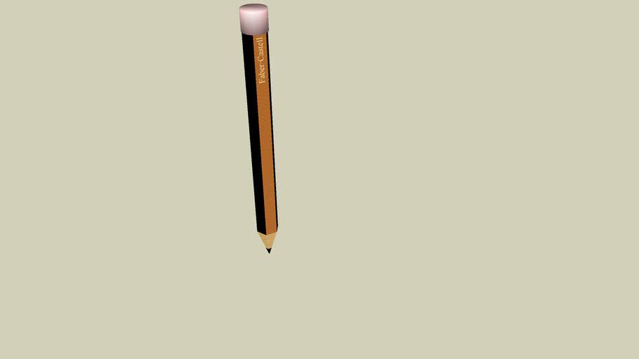 Faber Castell Pencil Lapiz