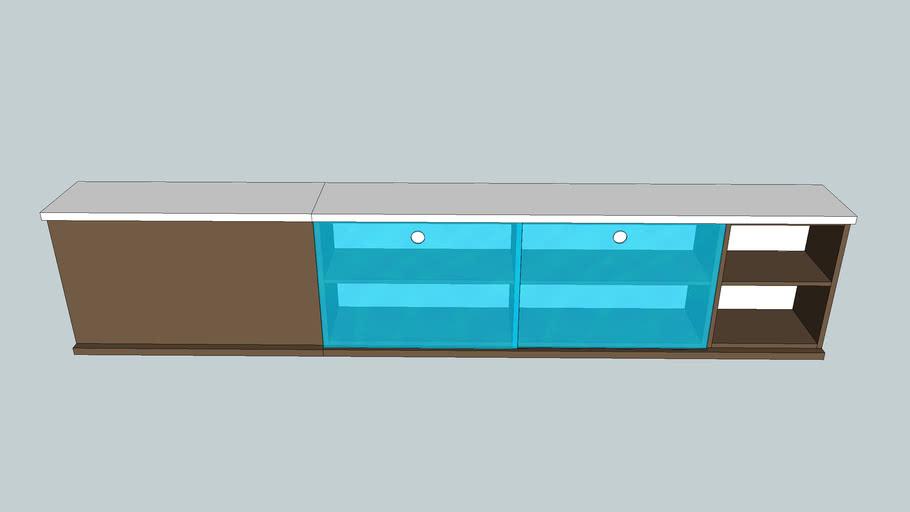 mobile basso per soggiorno   3D Warehouse