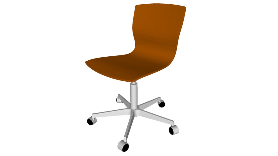 Butterfly Swivel chair MO 5480 - FP Collection