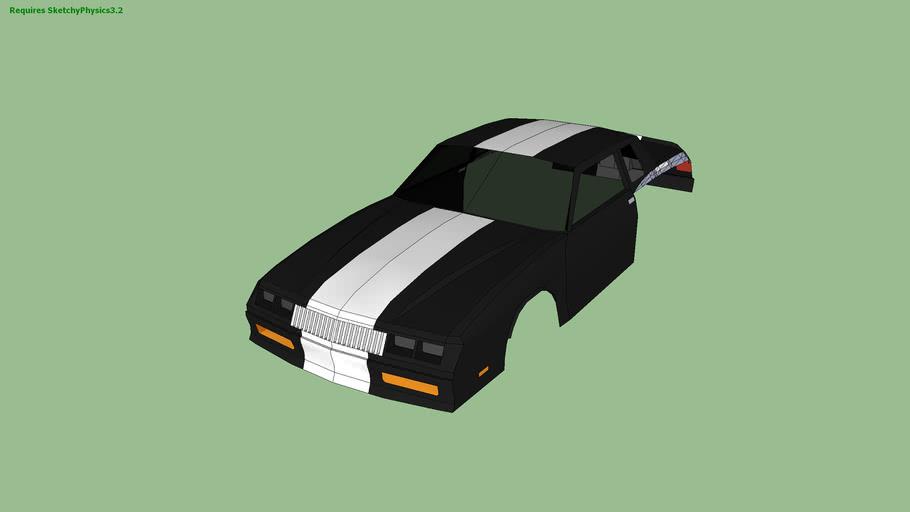buick regal 1987