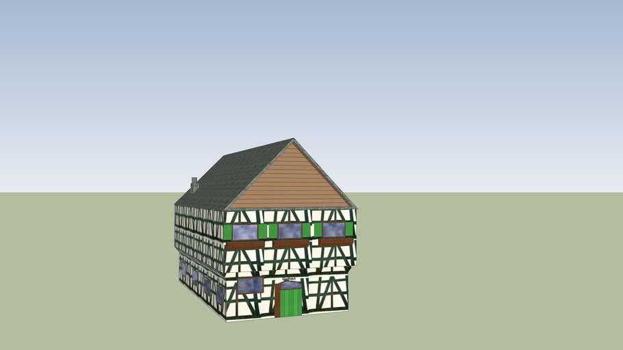 Historisches Wirtshaus ( fiktiv )