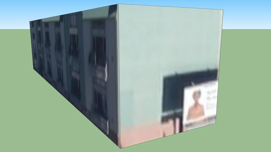 Bâtiment situé Oakland, Californie, États-Unis