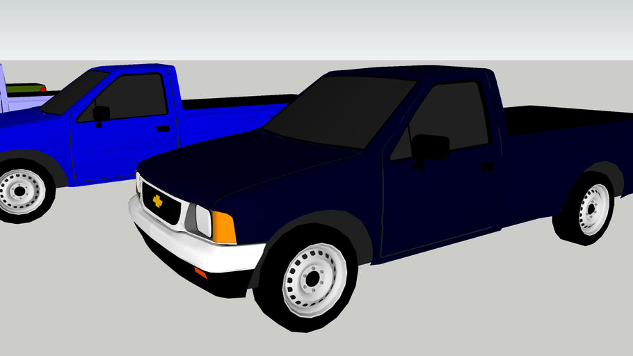 Chevrolet Luv 1 6 Cabina Simple 1994