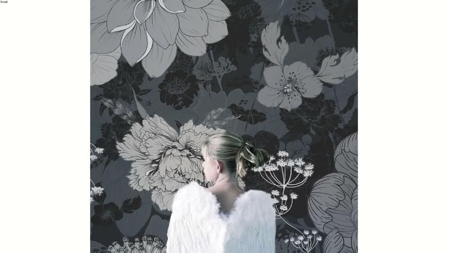 Papier peint panoramique Acte-Deco Louise