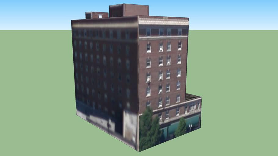 Building in Suffolk, VA, USA