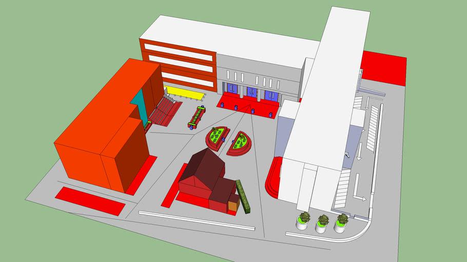 school design #8 van groep 3 af (volgende is samen voeging met andere)