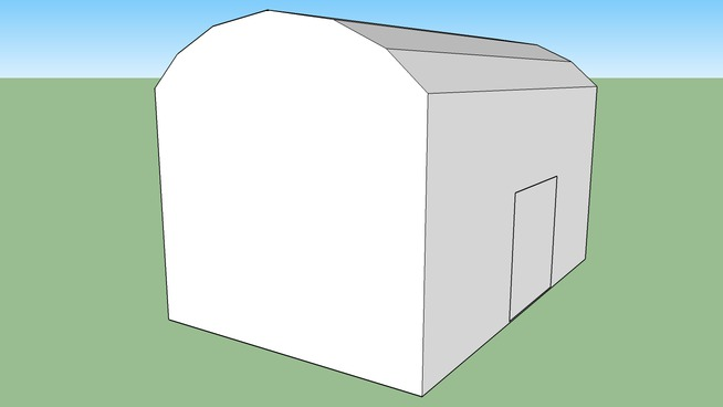 Building - Shed (Gable Roof)