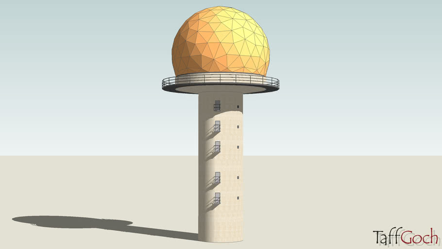 Radome Tower
