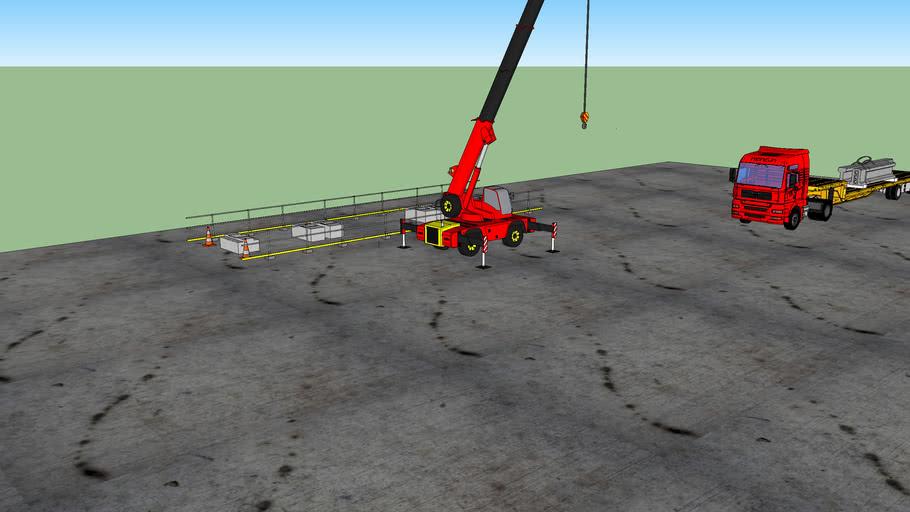 lifting plan girder 2 gdr