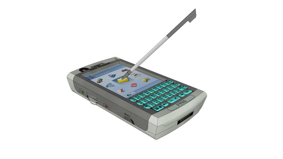 Sony Ericsson P990i by mange