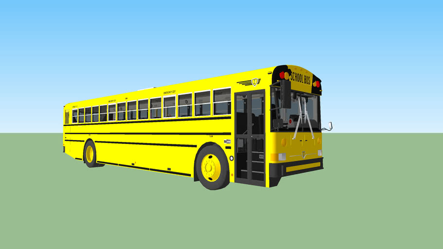 2006 International RE300 School Bus