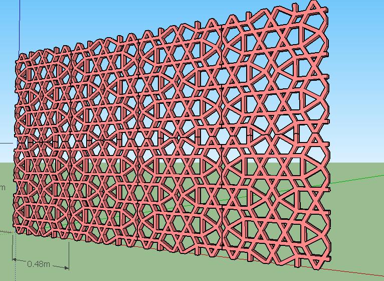 Dynamic Pattern