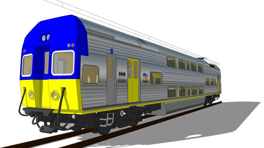 CityRail V Set Intercity Express