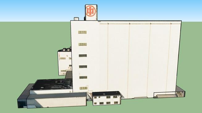ホウスイ豊海第二冷蔵庫