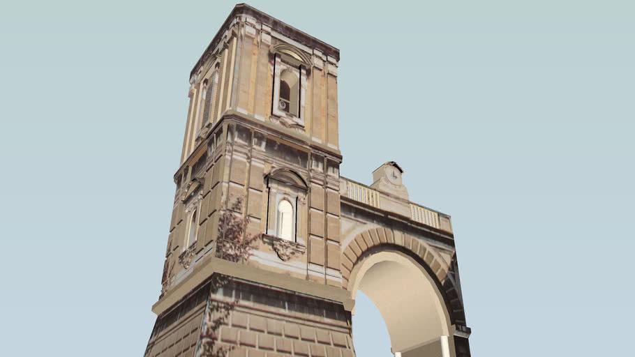 Porta Normanna, Torre dell'Annunziata, Aversa(CE)