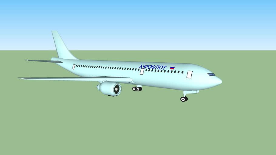 Самолет аэробус