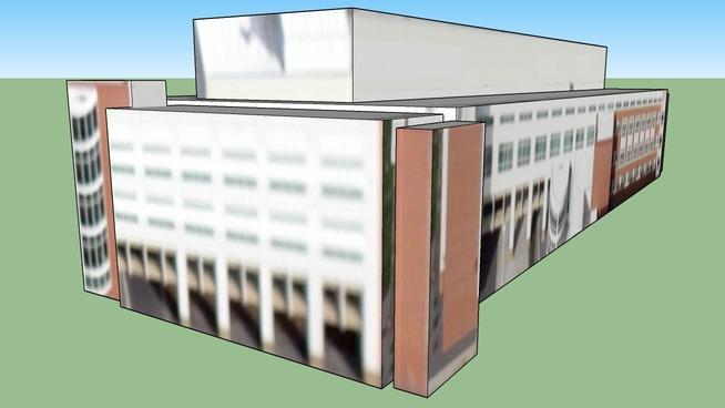 Hospital Building in Denver, CO, USA