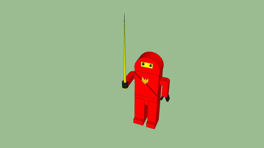 ninjago fire ninja