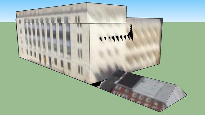 Building in Camden, NJ, USA