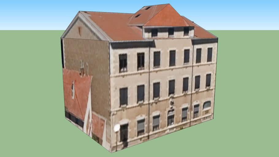 Bâtiment situé 69130 Écully, France