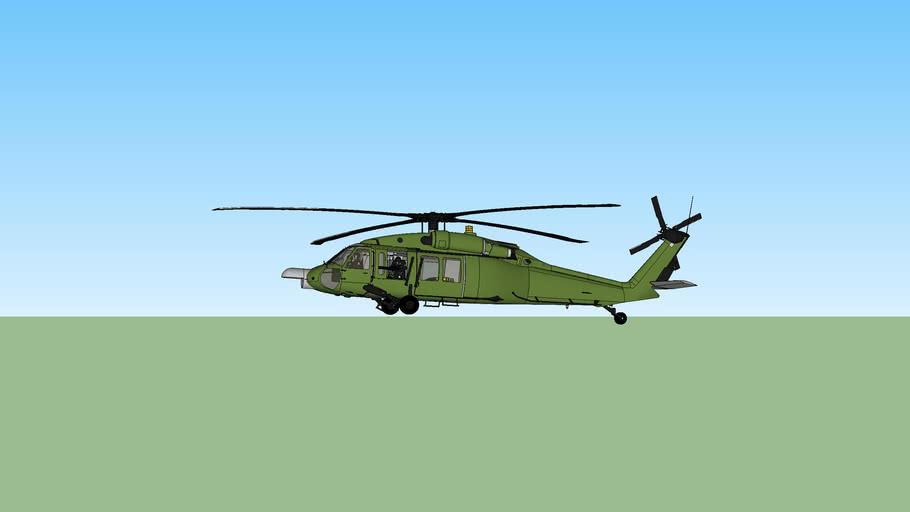 helicoptero de la sedena de mexico