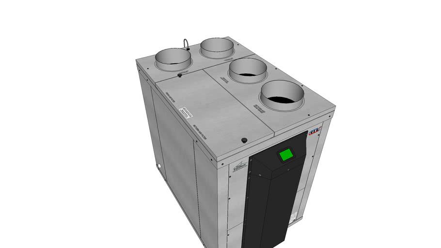 CERV2 (Conditioning Energy Recovery Ventilator)