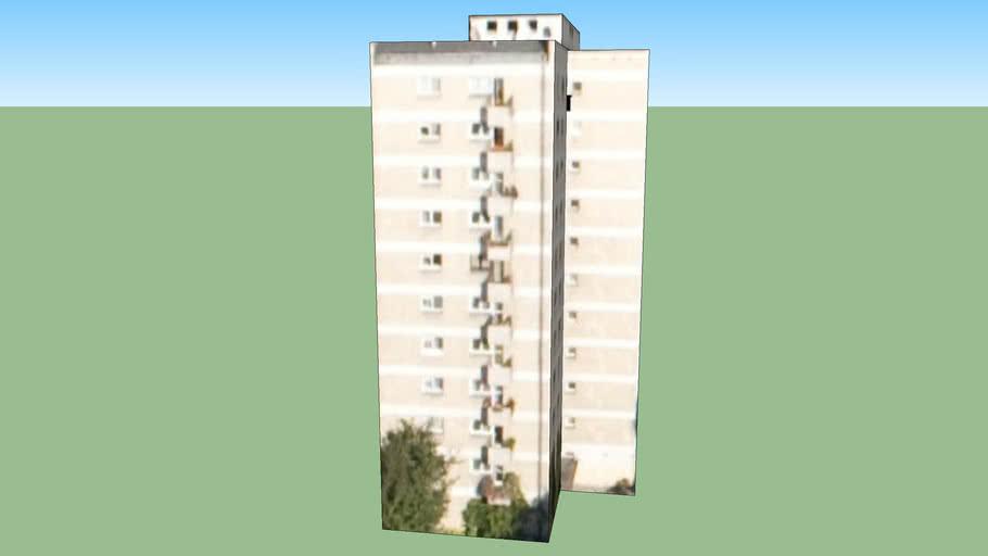Budynek przy Esperanto 18A, Warszawa, Polska