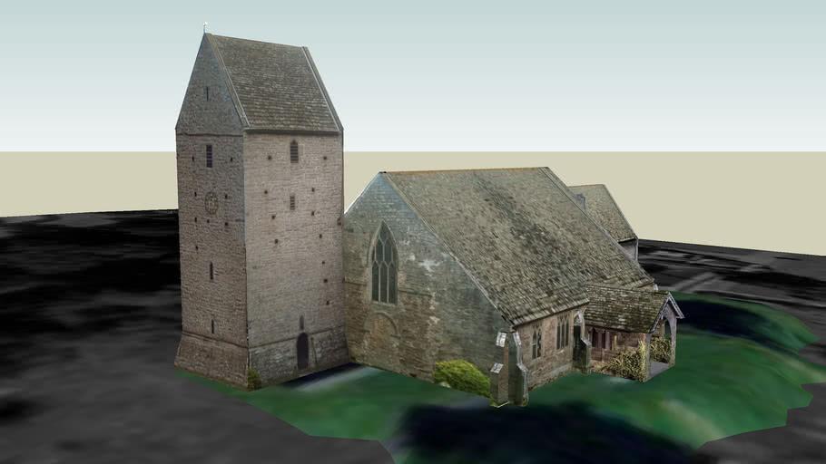 St James Church, Kinnersley