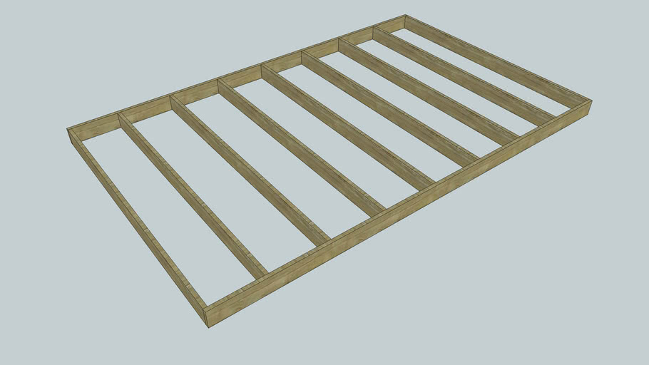 Scalable Floor Joists
