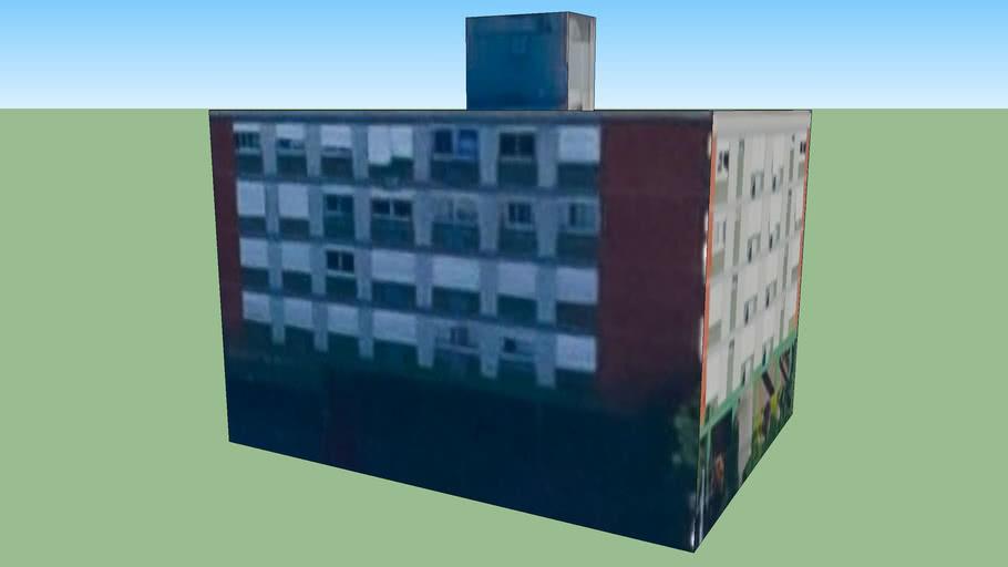 Edifício Residencial em Porto Alegre - RS, Brasil