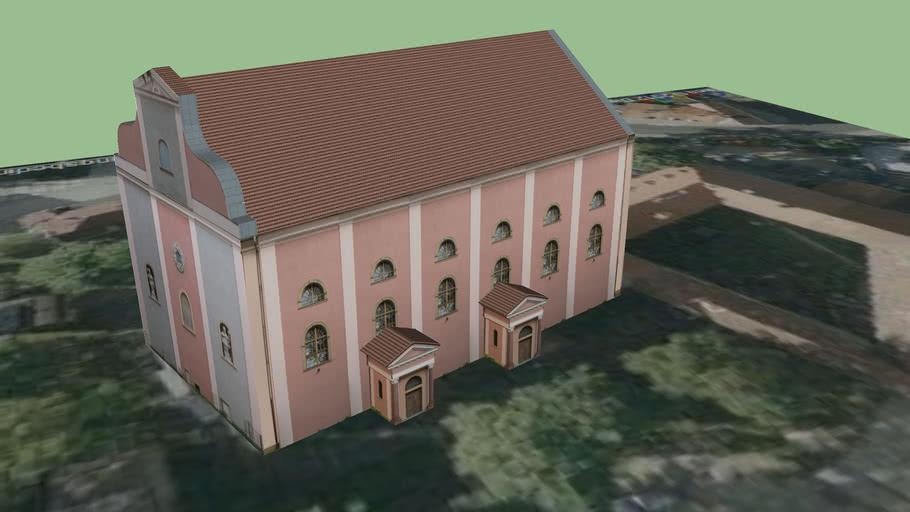 Kościół par. pw. św. Jana Chrzciciela w Jeleniej Górze - Cieplicach