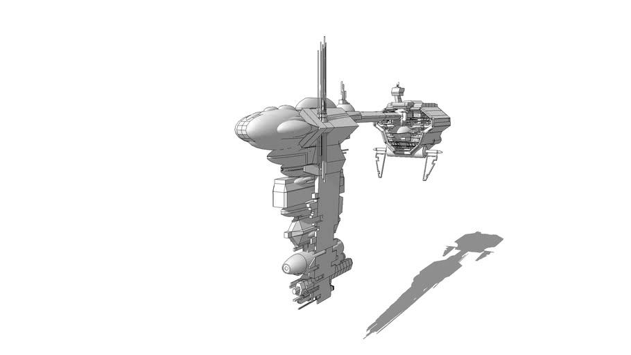 Nebulon frigate