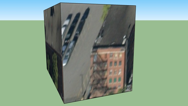 Building in Boston, MA, USA