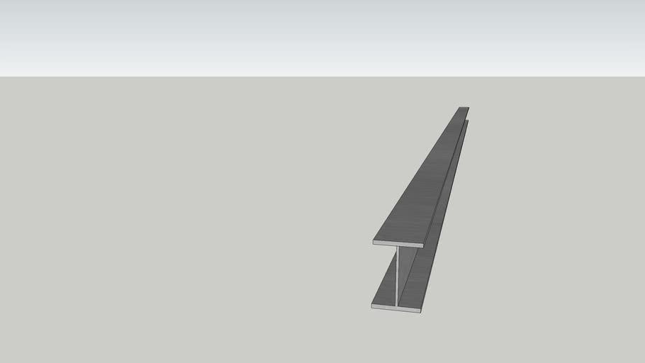 4m 127 x 96 universal beam