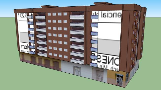 Edificio Viviendas C/ San Rafael 38-40 - Malvarrosa - Valencia