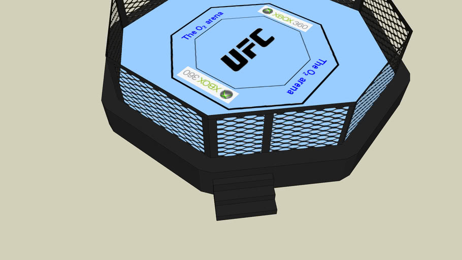 UFC - MMA Octagon