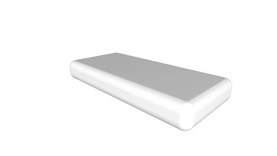 Bed Pillow #DIYCamper