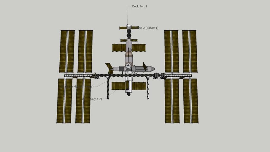 Kerbal Space Station [Mk II]
