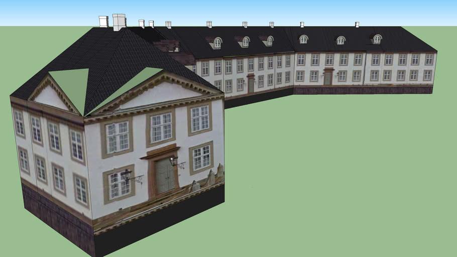 Fredensborg Palace - West