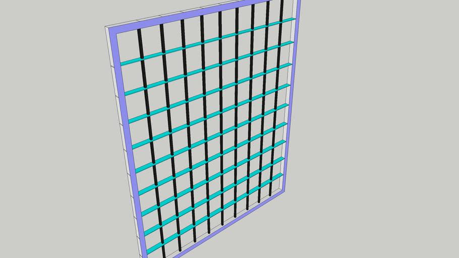 решетка на окна-f