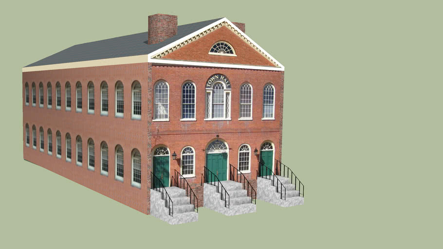 Old Salem Town Hall