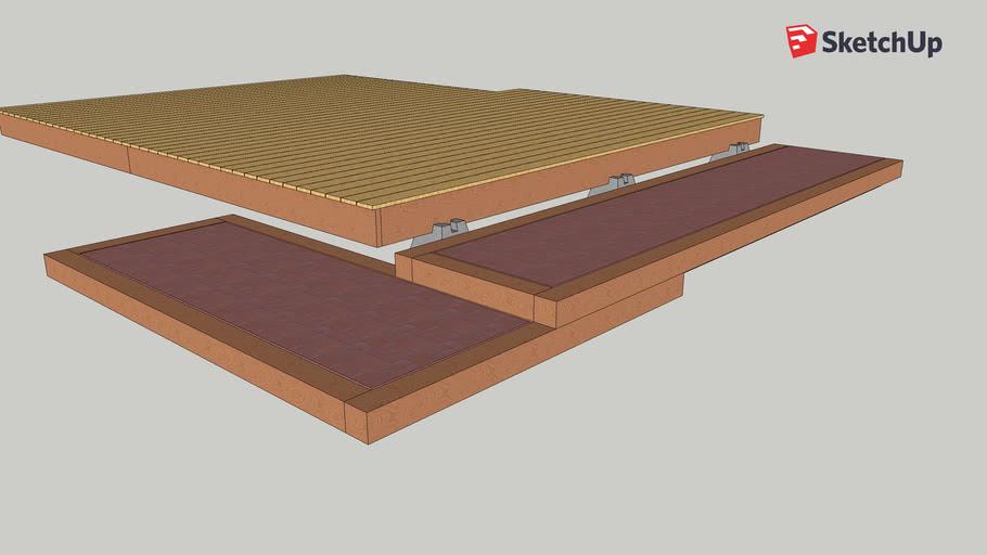 EF Backyard Deck