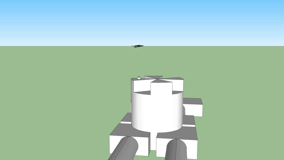 enterprise docking concept at fueling port