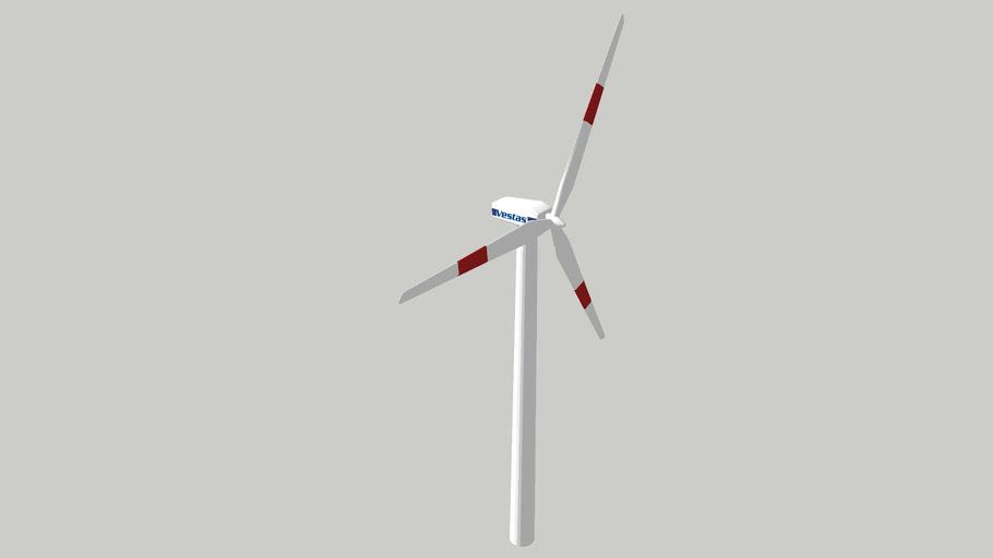 Madeira Wind Turbine 013