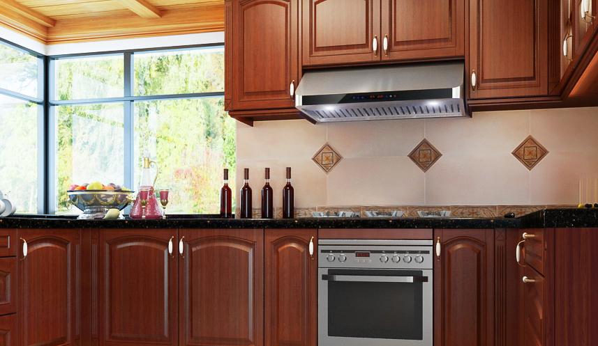 Akdy Under Cabinet Range Hood Kitchen