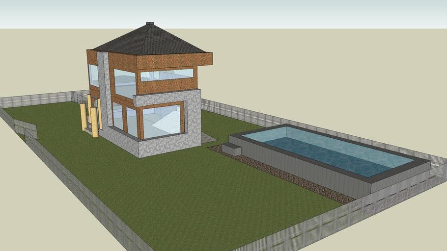 random house model