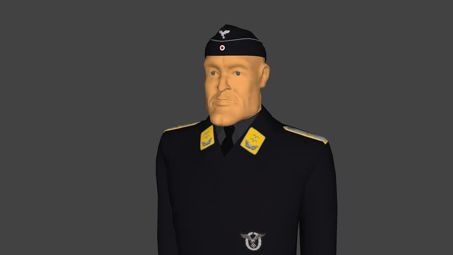 Oberleutnant, Luftwaffe