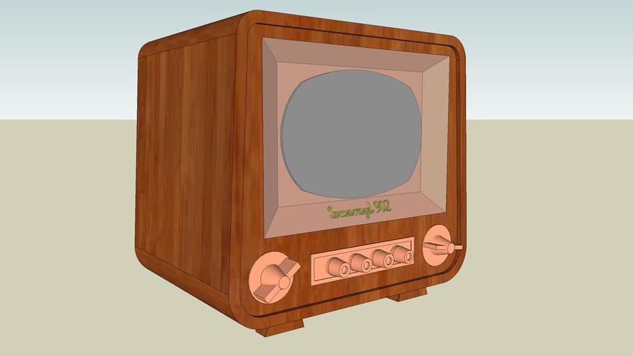"""Telewizor """"SZMARAGD 902"""" (OT-1711)"""